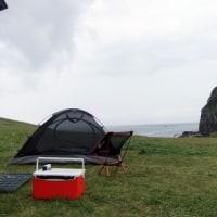 生月島  キャンプ