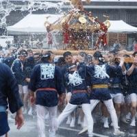 平泉水かけ神輿 2016