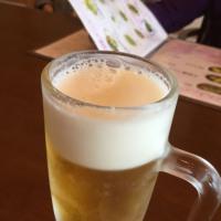 昼間っから お風呂とビール