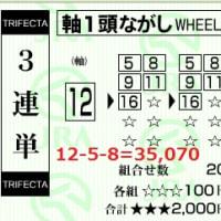 2017年万馬券(002)