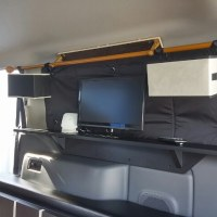 NV350を車中泊仕様に(2)