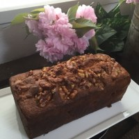 胡桃のパウンドケーキ