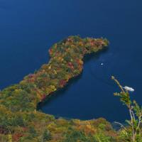 八丁出島紅葉散策Ride&Hike