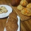 昨日の講習・・・クランベリークッキー