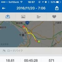 誉田パーキングエリアまで約19キロ