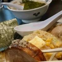 6月22日夕食三芳・チャーシュー力V3