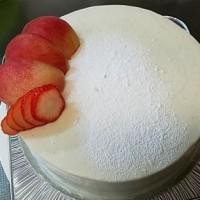 ★入院して作れなかった誕生日ケーキ☆