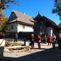 スロバキアの世界遺産ヴルコルニェツ