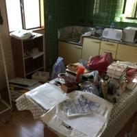 ごみゴミ搬出処分‼️熊本 公費解体前の不用品片付け ゴミ処分遺品整理賜ります。