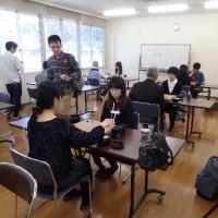 広島囲碁アミーゴ合宿 見学