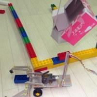 リモコンロボットで課題にチャレンジ