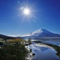 2017/02/15  トリプルダイヤモンド富士 山中湖 💎💎💎