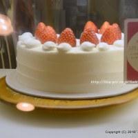 ドルチェマリリッサのイチゴショートケーキ(ドルチェマリリッサ表参道)