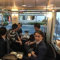 岡山大学総合内科学教室歓迎会inビアガー電(2017/05/19)