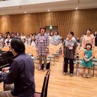 桶川市民ホール「友の会」合唱団 結団式