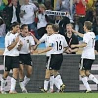 ワールドカップ ドイツ対オーストラリア