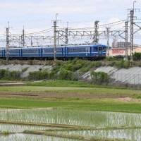 SL北びわこ号客車送り込み回送