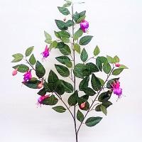 フューシャ(フクシア・ホクシア)の造花