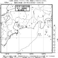 今週のまとめ - 『東海地域の週間地震活動概況(No.9)』など