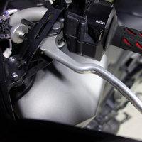 MT09トレーサーのレバー交換(ZETA)