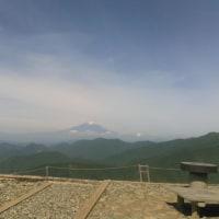 三ノ塔から大山へ