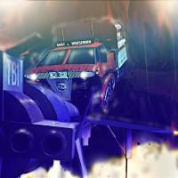 Explosives Tractor