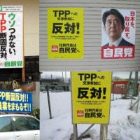 TPP恥ずかしくないのか!党としてウソをつく!-正論ー