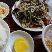 ふるさと宮城 -仙台市・ニラとレバー炒め定食-