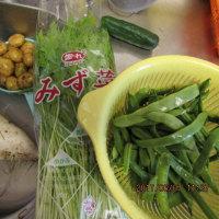 旬野菜万歳!