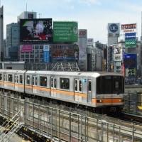 東京メトロ銀座線01系@渋谷