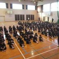 2/28 卒業式練習開始