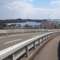 途中松島海岸にて