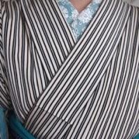 自作の半襟・半襟は帯を選ぶ