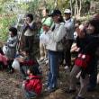 森林総合センター情報交流館の里山体験 その1 森の教室ゾーン