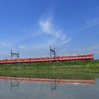 GW吉例 東武1800型臨時列車