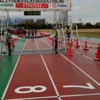 リレーマラソン@皇子山に参加