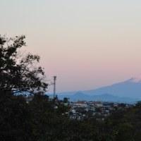 今朝の紅富士 2016.12.2.(金)