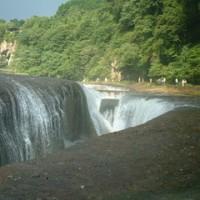 群馬の吹割の滝