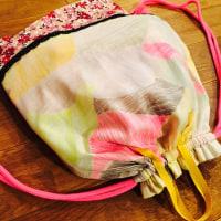 双子の小学校入学準備!!まずは娘の体操服袋!