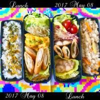 5月8日(月)のお弁当