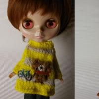 黄色×生成・・・