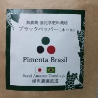 梅沢農園さんのPimenta Brasil