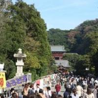 2016/11/20 鶴岡八幡宮安産祈願
