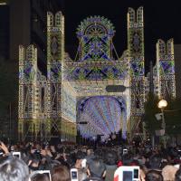 神戸ルミナリエ2016 (フロントーネ) 旧外国人居留地  2016.12.08