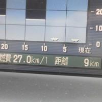 【静電気・電磁波対策:走りも良いぞ~これがメンテナンスと言うもんか?】テスト走行は通勤ラッシュにドップリはまりそう〜(笑)