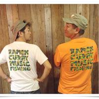 ■ 奥田民生 / ラーメンカレーミュージックフィッシンググッズ販売開始のお知らせ