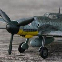 Bf109G-6 完成