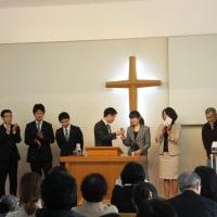 生駒聖書学院第63期入学式