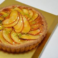お料理教室 リンゴのタルト作ったぶー!