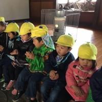 集団グループ保育⭐️合同プログラム   おもちつき🎍